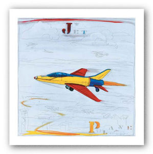 Jet by Paul Gibson
