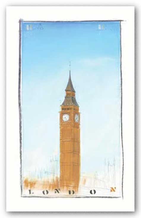 World Landmark London by Paul Gibson