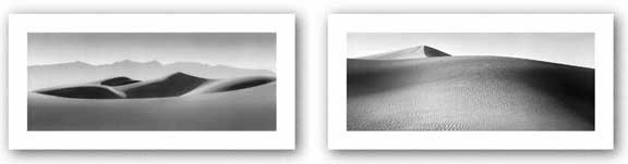 Dune Crest and Silhouette Set by Brian Kosoff