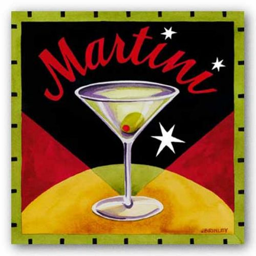 Martini by Jennifer Brinley