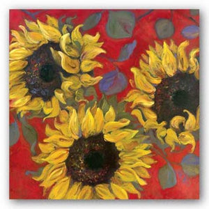 Sunflower I by Shari White