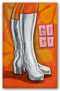 Go Go by Darrin Hoover