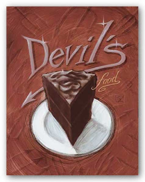 Devil's Food by Darrin Hoover