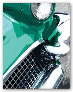 Tail Fins And Two Tones III by Mike Patrick