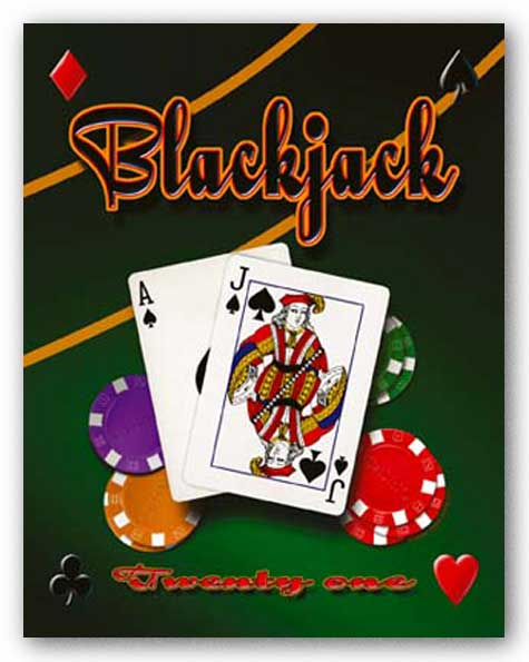 Blackjack by Mike Patrick