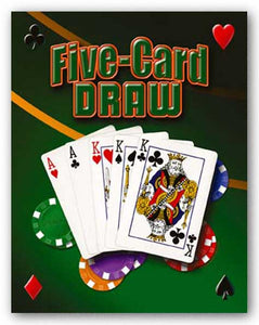 Five Card Draw by Mike Patrick