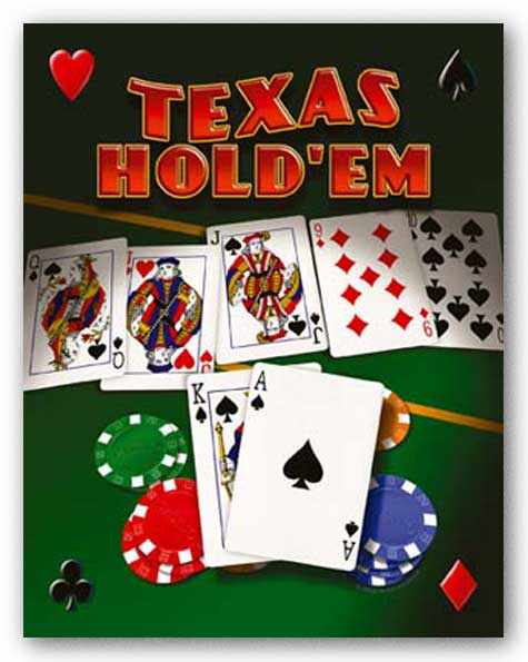 Texas Hold 'Em by Mike Patrick