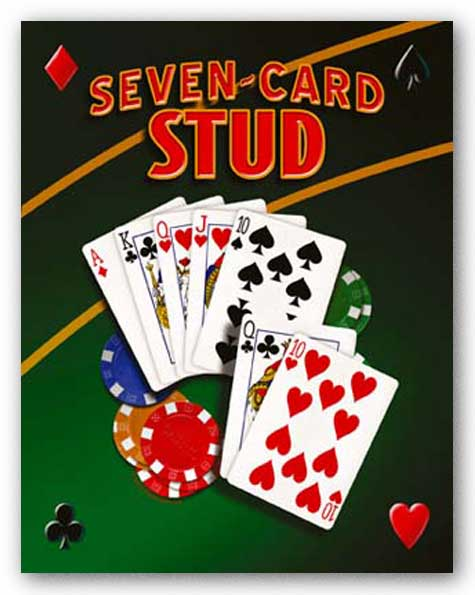 Seven Card Stud by Mike Patrick