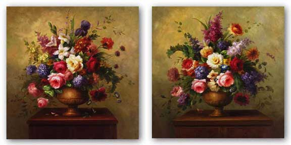 Heirloom Bouquet Set by Steiner