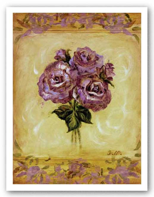 Rose Violeta by Shari White
