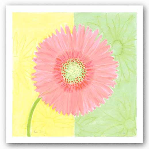Pink Daisy by Dona Turner