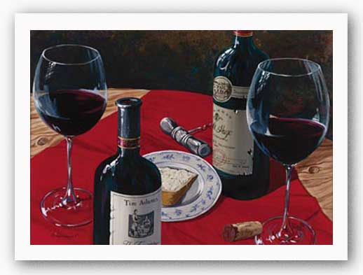 Food and Wine II by Dima Gorban