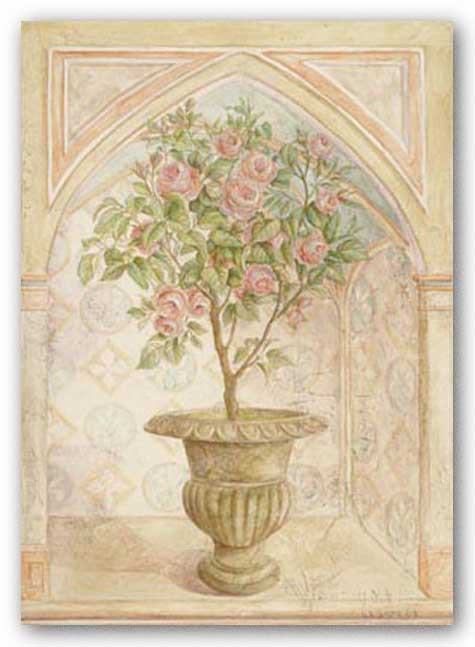 Rose Niche by Lisa Canney Chesaux