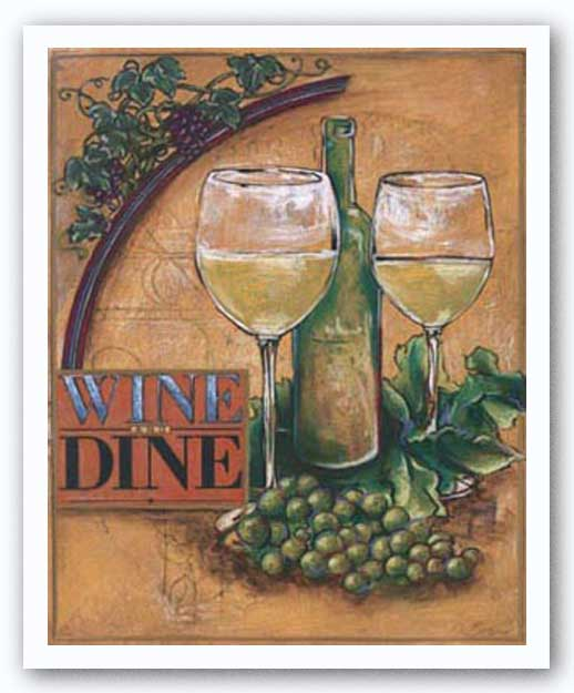 Wine and Dine II by Susan Osborne