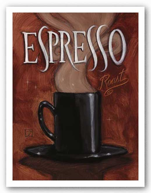 Espresso Roast by Darrin Hoover