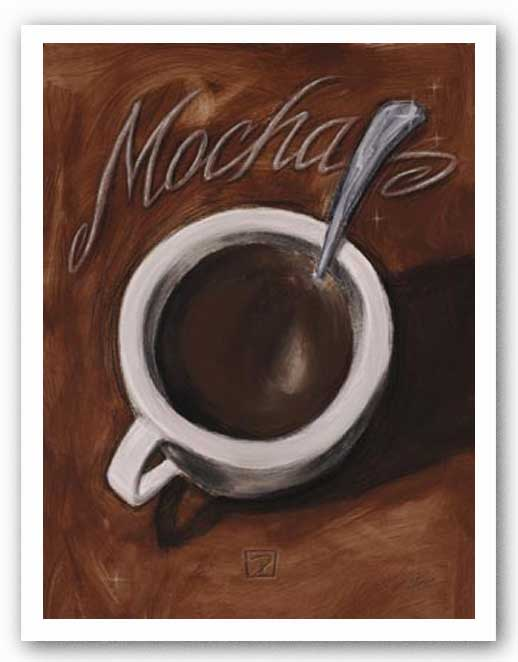 Mocha by Darrin Hoover