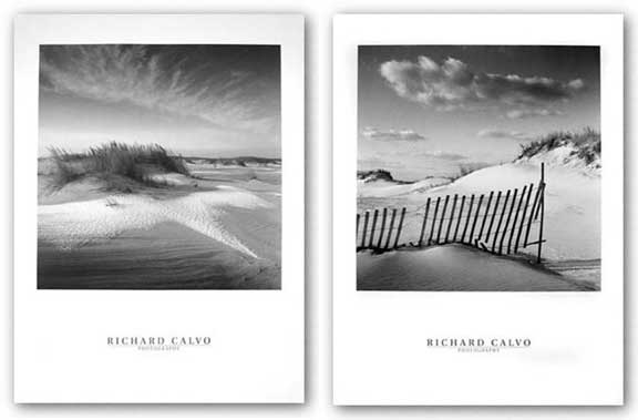 The Color Of Dreams-Sand and Snow Set by Richard Calvo