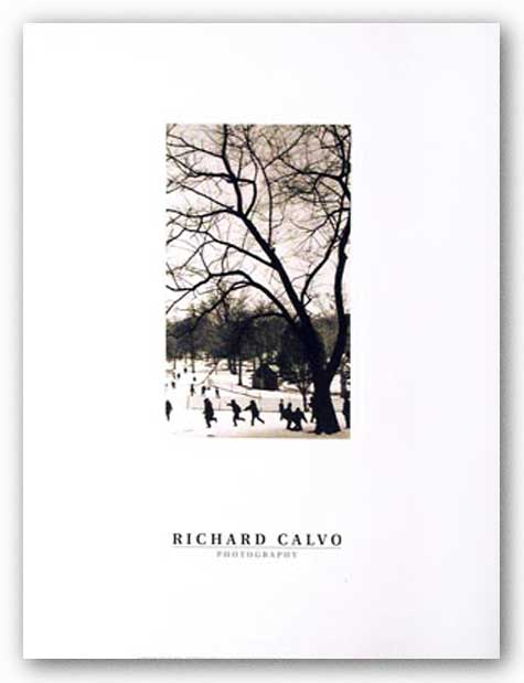 Snow Days by Richard Calvo