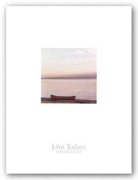 Canoe by John Todaro