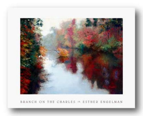 Branch On The Charles by Esther Engleman
