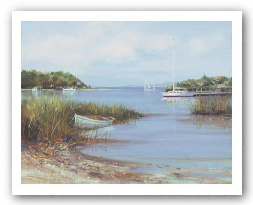 Quiet Inlet by Jacqueline Penney