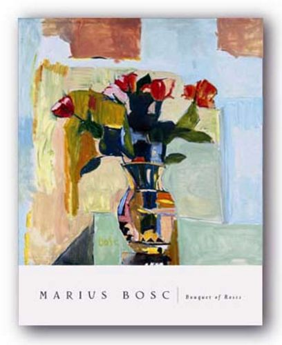 Bouquet of Roses by Marius Bosc