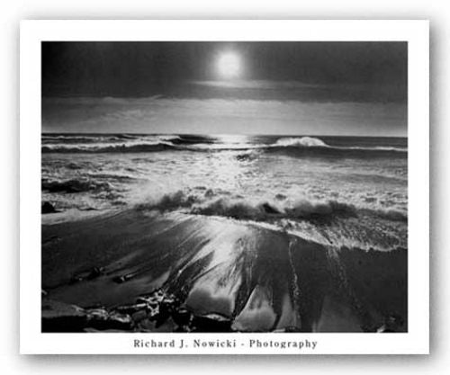 Sun and Surf by Richard Nowicki