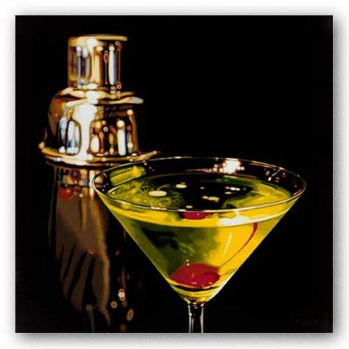 Appletini by Ray Pelley