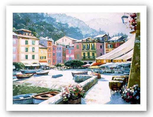 Portofino Light by Howard Behrens