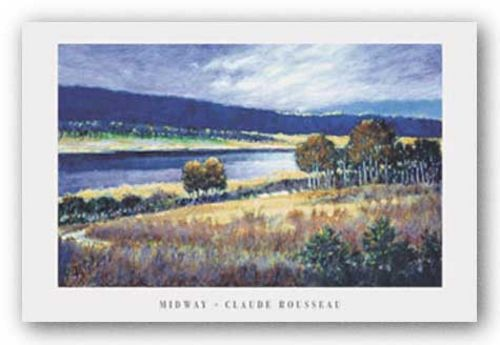 Midway by Claude Rousseau