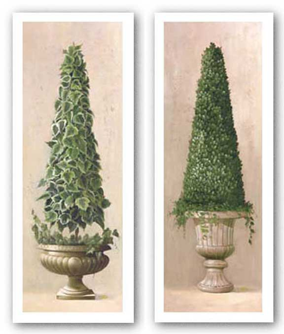 Florentine Topiary Set by Welby