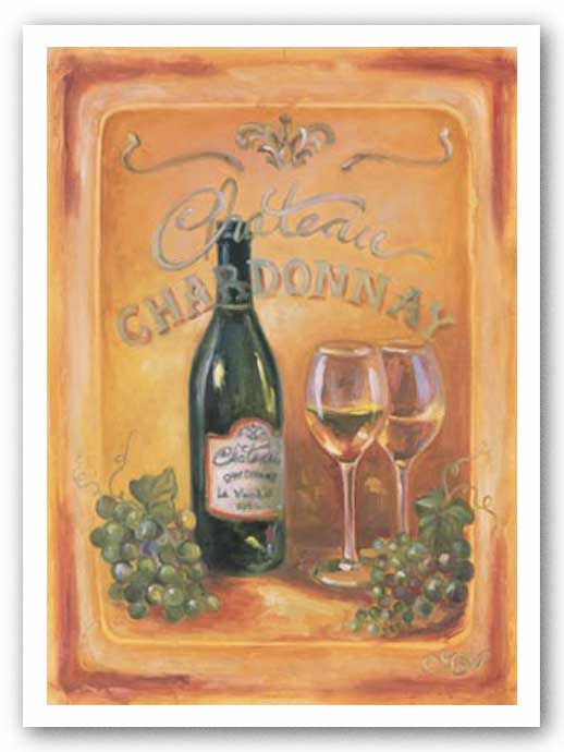 Chateau Chardonnay by Shari White