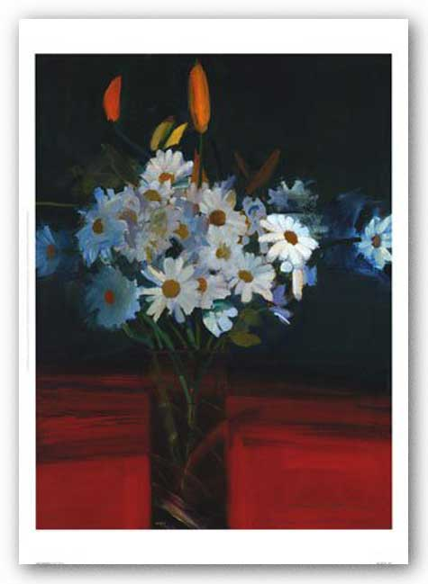 Daisy Composition I by Michael Whittlesea