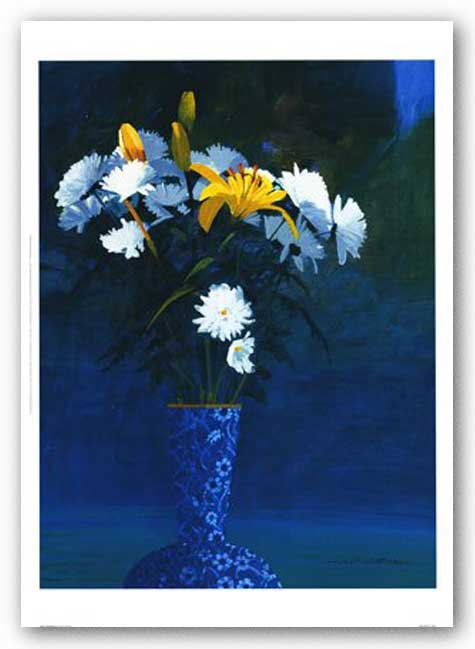 Daisy Composition II by Michael Whittlesea