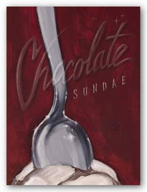 Chocolate Sundae by Darrin Hoover