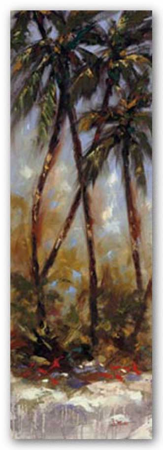 Contempo Palm I by J. Martin