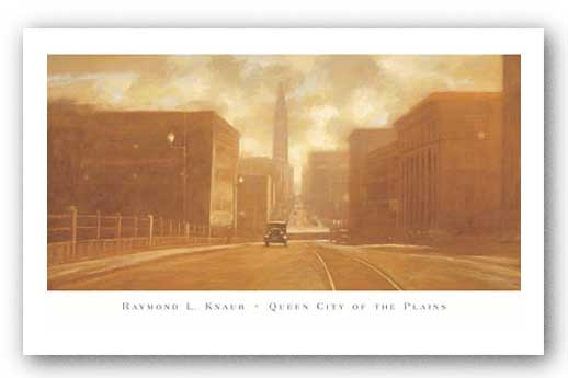 Queen City Of The Plains by Raymond Knaub