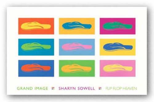 Flip Flop Heaven by Sharyn Sowell