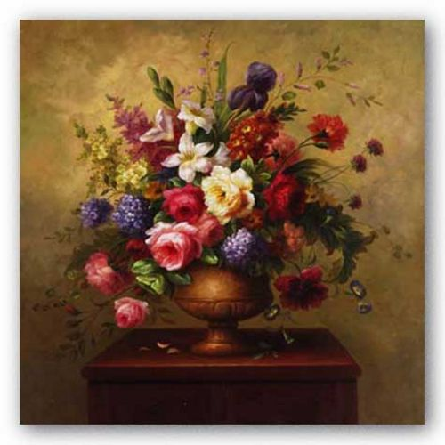 Heirloom Bouquet I by Steiner