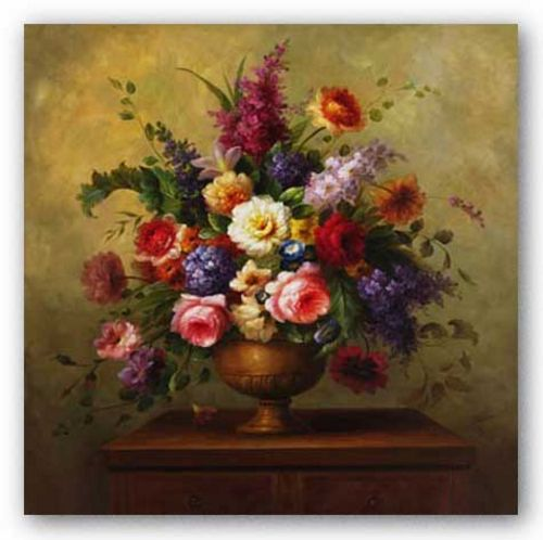 Heirloom Bouquet II by Steiner
