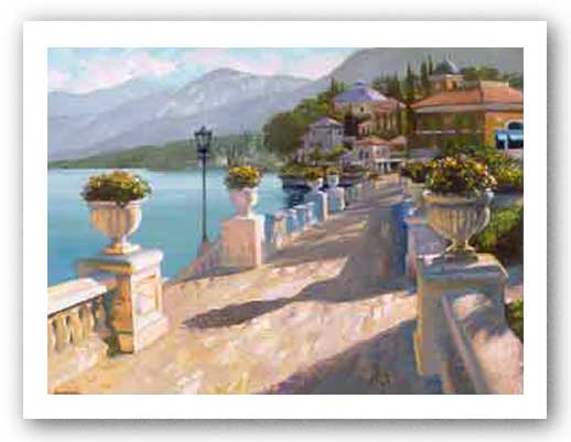 Vista Riviera by Howard Behrens