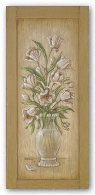 Tulip Cupboard by Janet Kruskamp