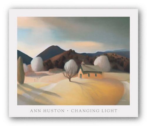 Changing Light by Ann Huston