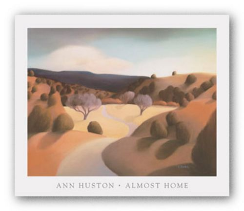 Almost Home by Ann Huston