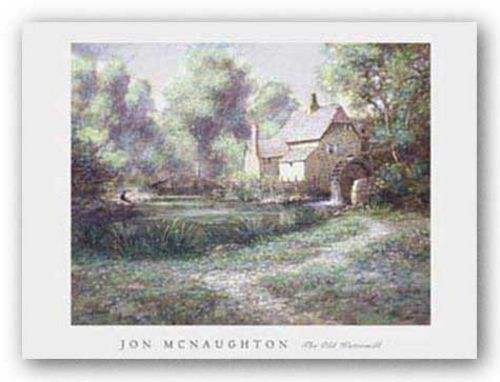 The Old Watermill by John McNoughton