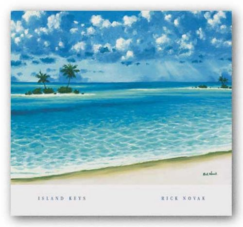 Island Keys by Rick Novak