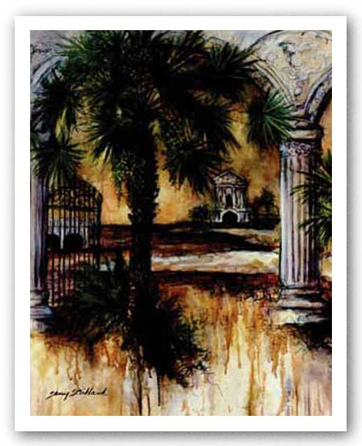Gateway of Palms by Sherry Strickland