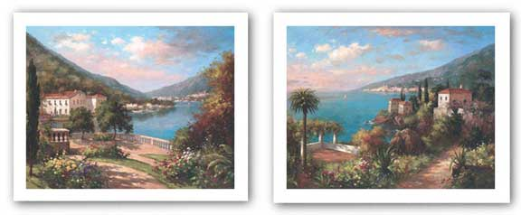 Coastal Gardens Set by Hilger