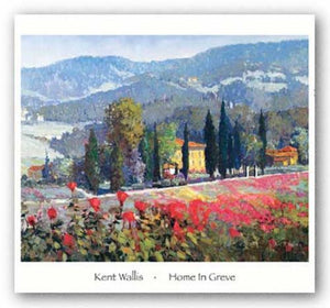 Home In Greve by Kent Wallis