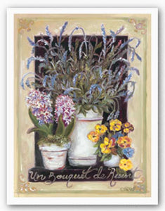 Un Bouquet De Ressort by Shari White